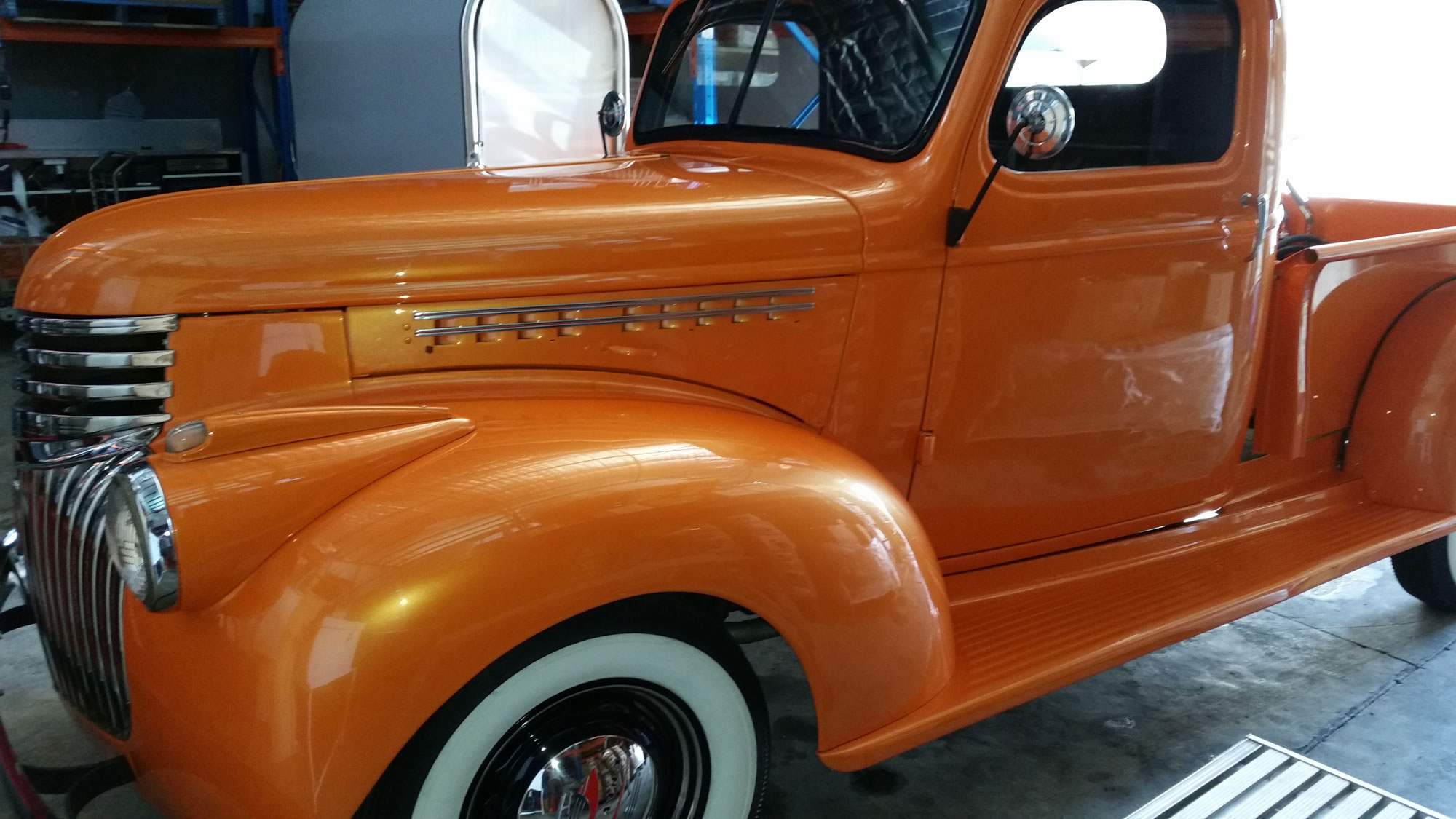 1941 Chevy Pickup - Ant's Auto Detailing