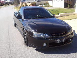 Holden SS