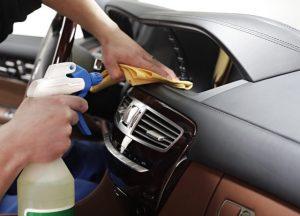 Car interior cleaning Perth