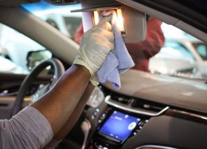 Car cleaning Perth